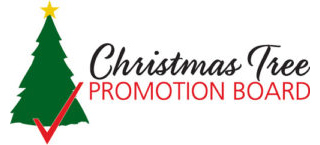 Christmas Tree Promotion Board